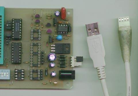 Image up grade ( Willem EPROM ) to work together with USB